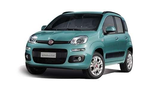 Noleggio lungo termine Fiat Panda Natural Power a partire da Euro 226 i.e.