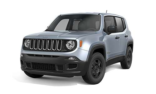 Noleggio lungo termine Jeep Renegade a partire da 298 €