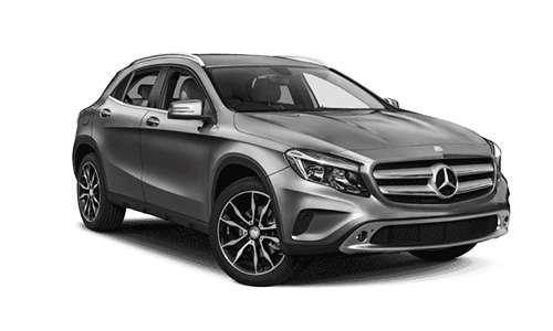 Noleggio lungo termine Mercedes GLA a partire da 536 €