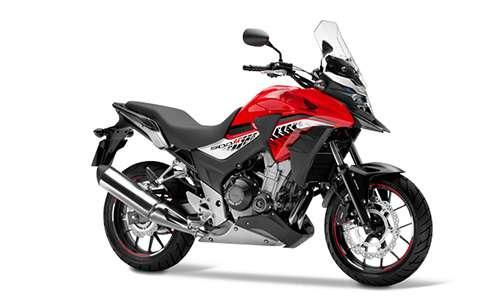 Noleggio lungo termine Honda-Moto CB 500X a partire da 131 €