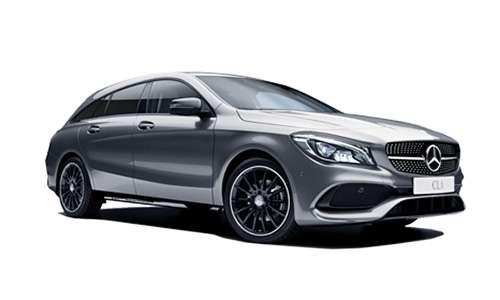 Noleggio lungo termine Mercedes CLA Shooting Brake a partire da 399 €