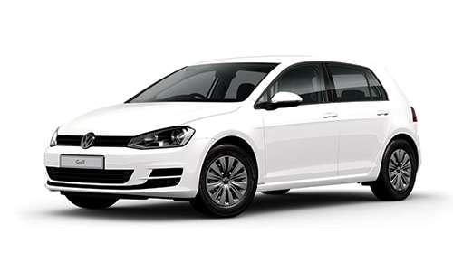 Noleggio lungo termine Volkswagen GOLF BlueMotion a partire da 336 €