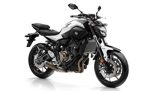Noleggio lungo termine Yamaha MT a partire da 158 €