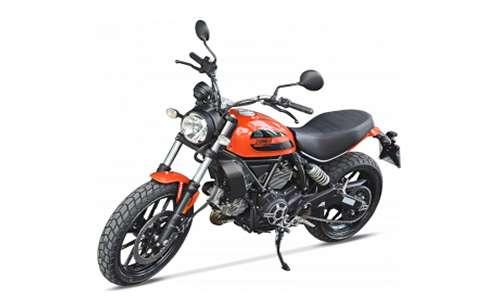 Ducati Scrambler 400 Sixty