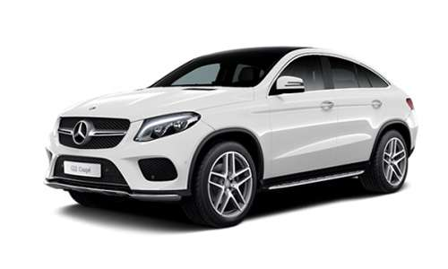 Mercedes GLE couep
