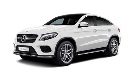 Noleggio lungo termine Mercedes GLE Coupé a partire da 980 €