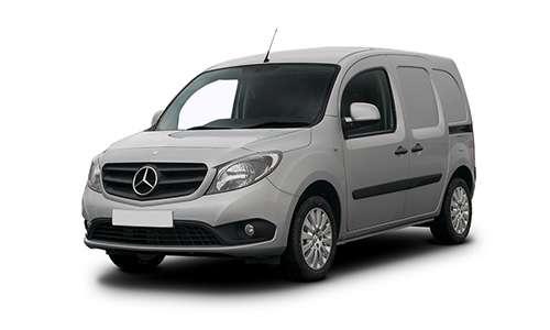 Noleggio lungo termine Mercedes CITAN a partire da 297 €