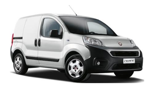 Noleggio Fiat Fiorino Cargo anche senza anticipo