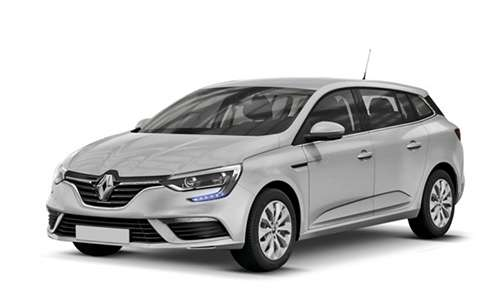 Noleggio lungo termine Renault Megane Sporter N1 a partire da 336 €