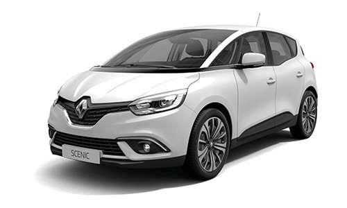 Noleggio lungo termine Renault Scenic a partire da 336 €