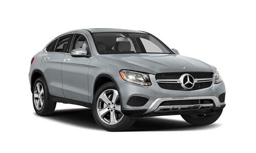 Noleggio lungo termine Mercedes GLC Coupé a partire da 799 €