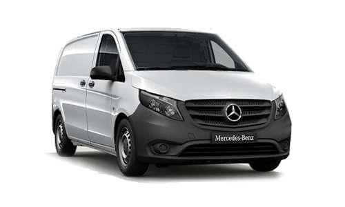 Noleggio lungo termine Mercedes VITO Furgone a partire da 378 €