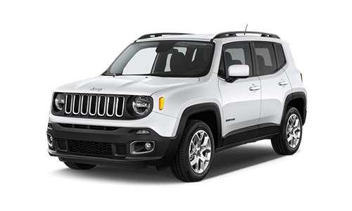 Noleggio lungo termine Jeep renegade a partire da 399 €
