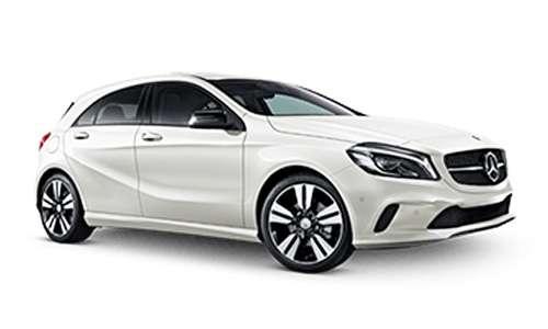 Noleggio lungo termine Mercedes Classe A a partire da 385 €