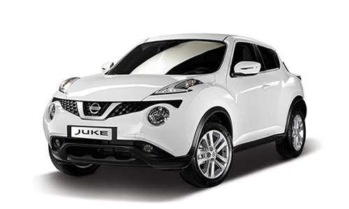 Noleggio lungo termine Nissan Juke a partire da 271 €