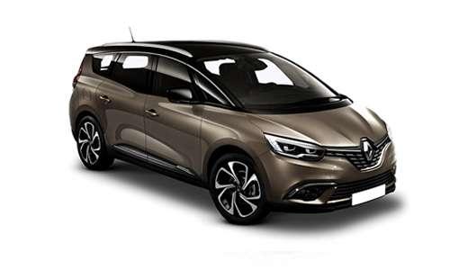Noleggio lungo termine Renault Grand Scenic a partire da 360 €