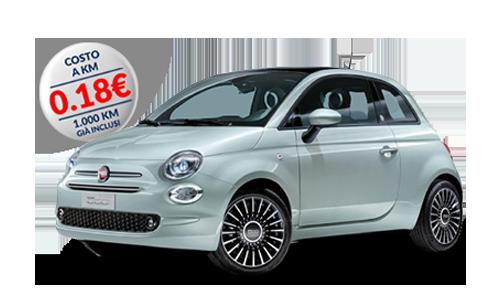 Fiat 500 1.0 70cv Hybrid Cult a Noleggio