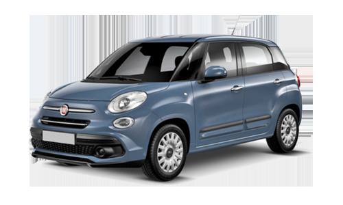 Noleggio lungo termine Fiat 500L Pro a partire da Euro 296 i.e.