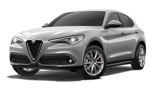 alfa-romeo stelvio my21 2.2 turbo diesel 190cv business at8 q4 a Noleggio