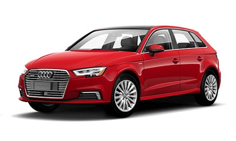 Noleggio lungo termine Audi A3 Sportback a partire da 399 €