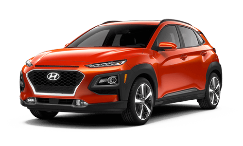 Noleggio lungo termine Hyundai Kona a partire da Euro 325 i.e.