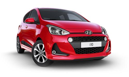 Noleggio lungo termine Hyundai I10 a partire da 215 €