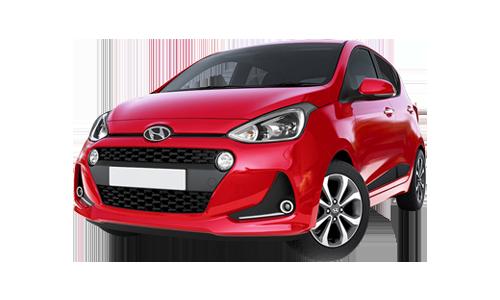 Noleggio lungo termine Hyundai I10 a partire da Euro 215 i.e.