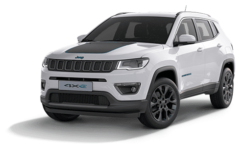 Jeep Compass 1.3 T4 190cv Bus.Plus 4xe a Noleggio