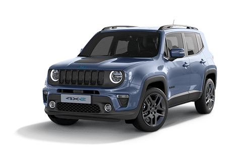 Jeep Renegade 1.3 T4 190cv Bus.Plus 4xe a Noleggio