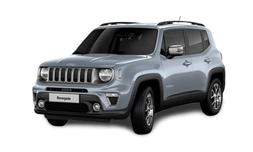 Jeep Renegade 1.6 Mtj 120cv Limited MY19 a Noleggio