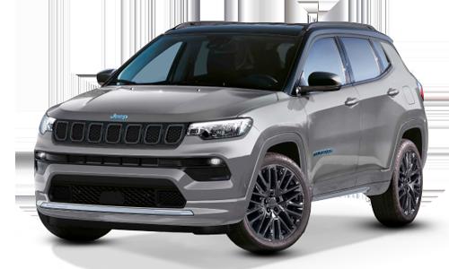 Jeep COMPASS 1.3 Limited PHEV Hybrid 190cv 4xe Limited My21 a Noleggio