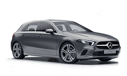 Noleggio lungo termine Mercedes Classe A a partire da 539 €