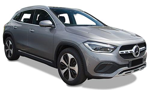 Mercedes GLA 180D Business Extra a Noleggio