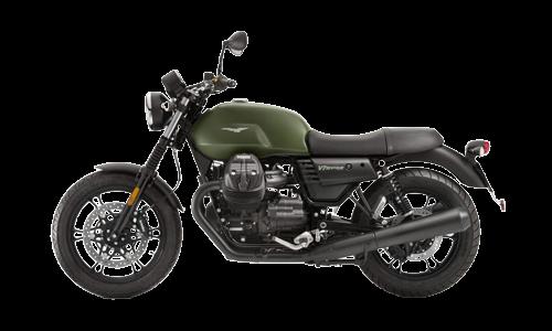 Noleggio lungo termine Moto-Guzzi V7 III Stone a partire da Euro 201 i.e.