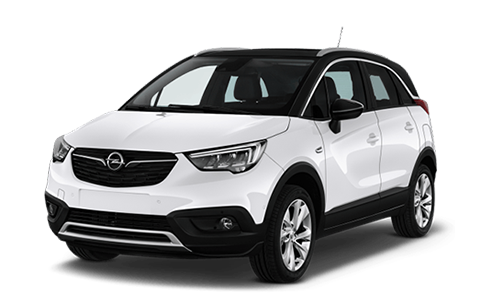 Opel Crossland X 1.2 83Cv Innovation MT5 a Noleggio
