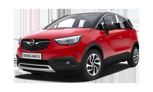 Opel Crossland 1.2 130cv innovation s&s mt6 - My: 2020 a Noleggio