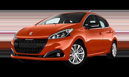 Noleggio lungo termine Peugeot 208 a partire da Euro 324 i.e.