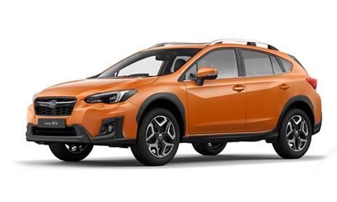 Noleggio lungo termine Subaru xv a partire da 426 €