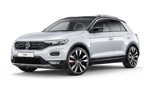Noleggio lungo termine Volkswagen T-ROC a partire da 429 €