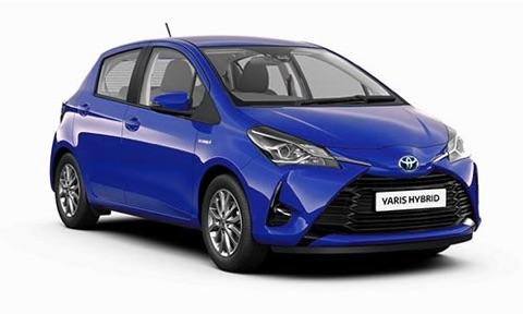 Noleggio lungo termine Toyota YARIS a partire da 255 €