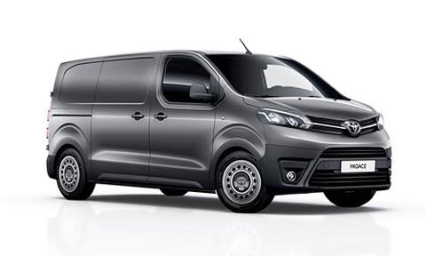 Noleggio lungo termine Toyota PROACE a partire da 278 €