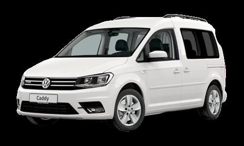 Noleggio lungo termine Volkswagen CADDY a partire da Euro 320 i.e.