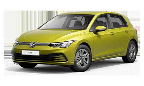 Volkswagen GOLF 8 2.0 TDI SCR 115cv Life a Noleggio