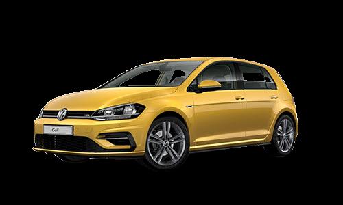 Noleggio lungo termine Volkswagen Golf a partire da Euro 359 i.e.