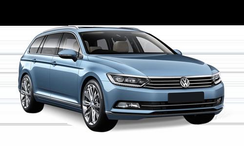 Noleggio lungo termine Volkswagen Passat a partire da Euro 488 i.e.