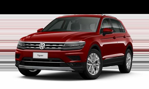 Noleggio lungo termine Volkswagen Tiguan a partire da Euro 434 i.e.
