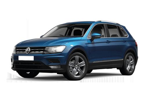 Volkswagen Tiguan 1.5 TSI 130cv Business BMT a Noleggio