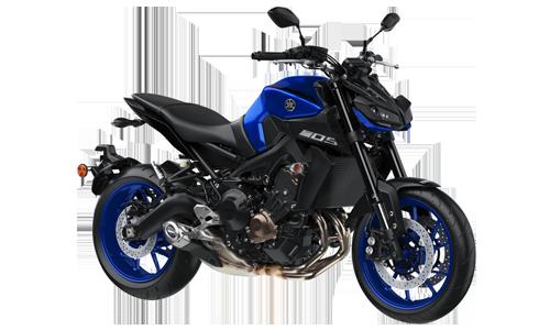 Noleggio lungo termine Yamaha Mt 09 a partire da Euro 200 i.e.