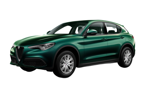 alfa-romeo stelvio my21 2.2 turbo diesel 190cv executive at8 q4 a Noleggio