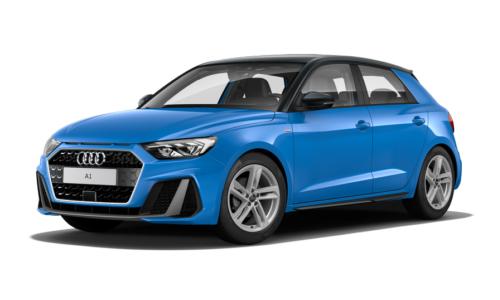 Noleggio lungo termine Audi A1 a partire da Euro 324 i.e.